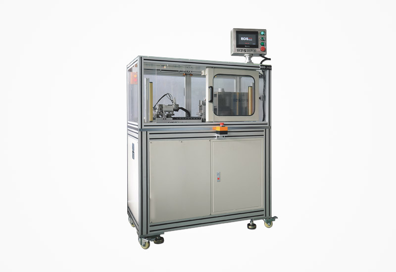 Automatic metal spot welding machine
